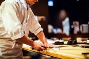 予約6年待ちの寿司屋
